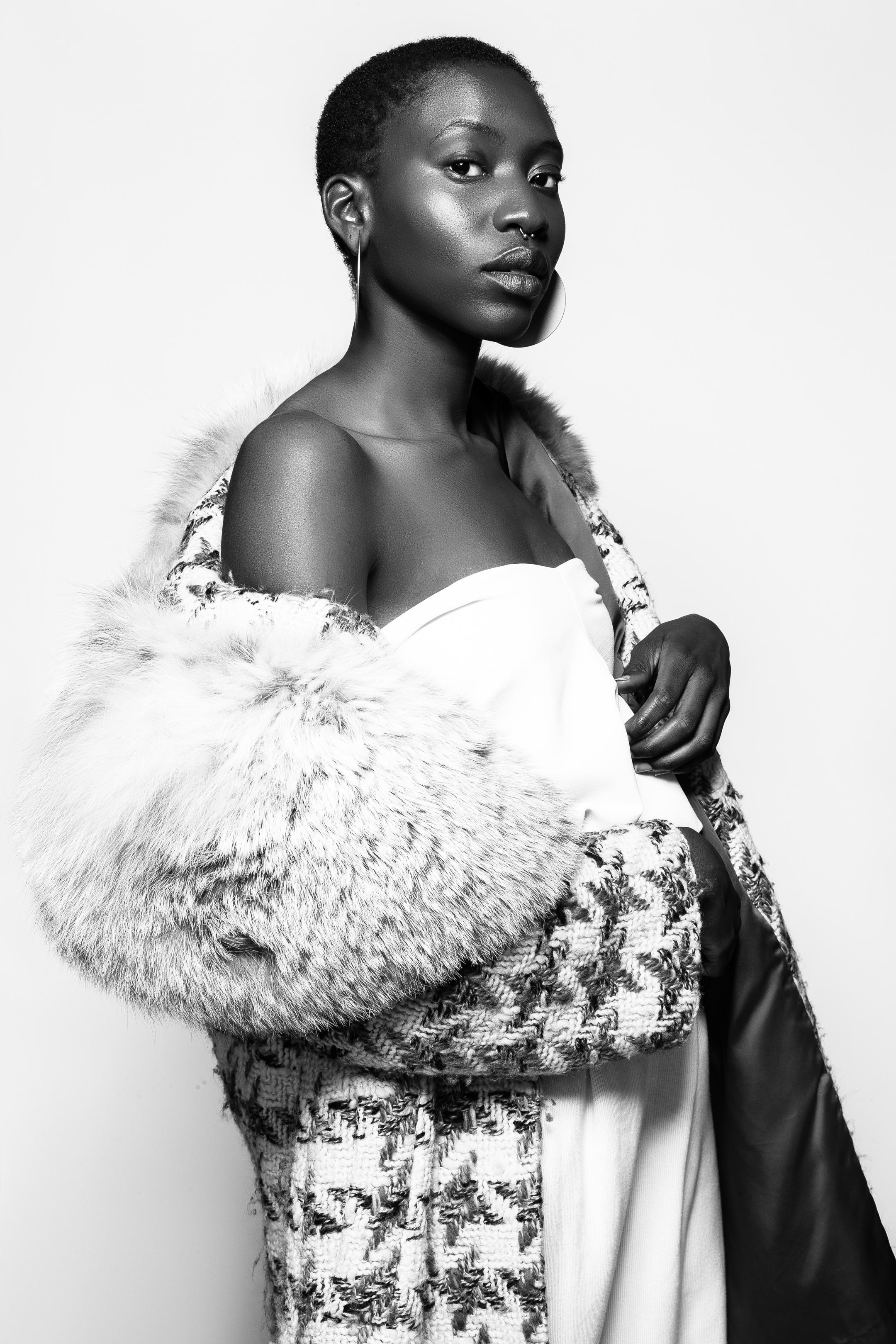 AFRICAN MODEL BEAUTY 1