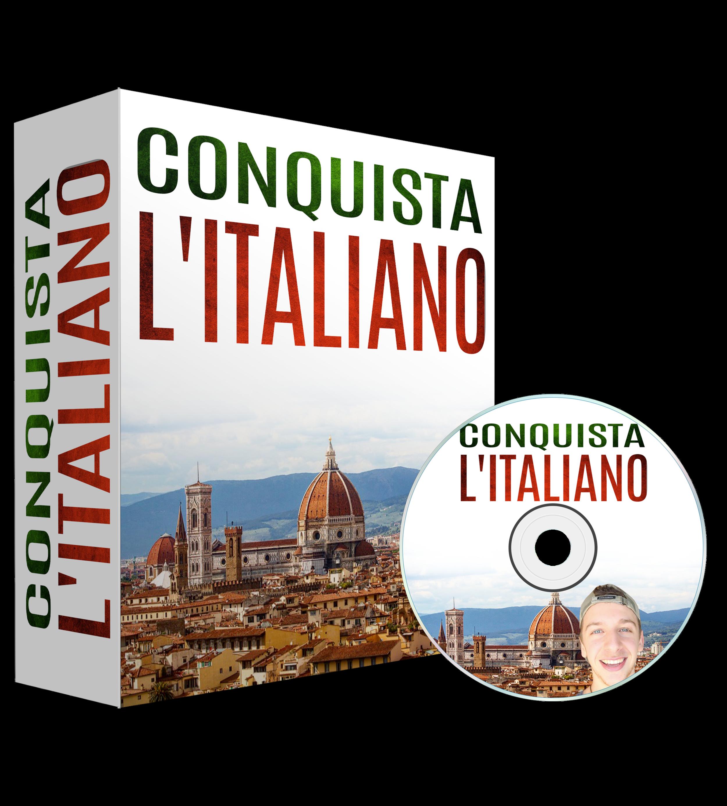Conquista l'italiano - Parlo già un po' d'italiano e ora sono pronto a raggiungere nuove vette con questa lingua: