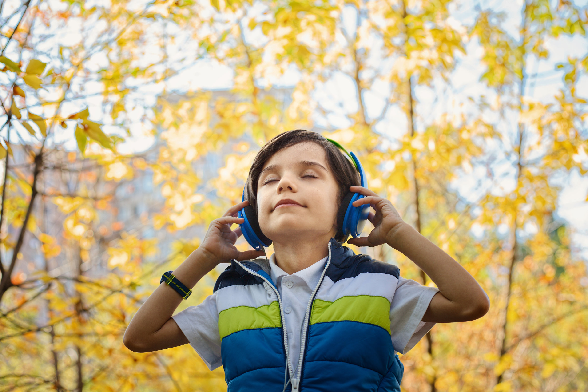 Canva - Photo of a Boy Listening in Headphones.jpg