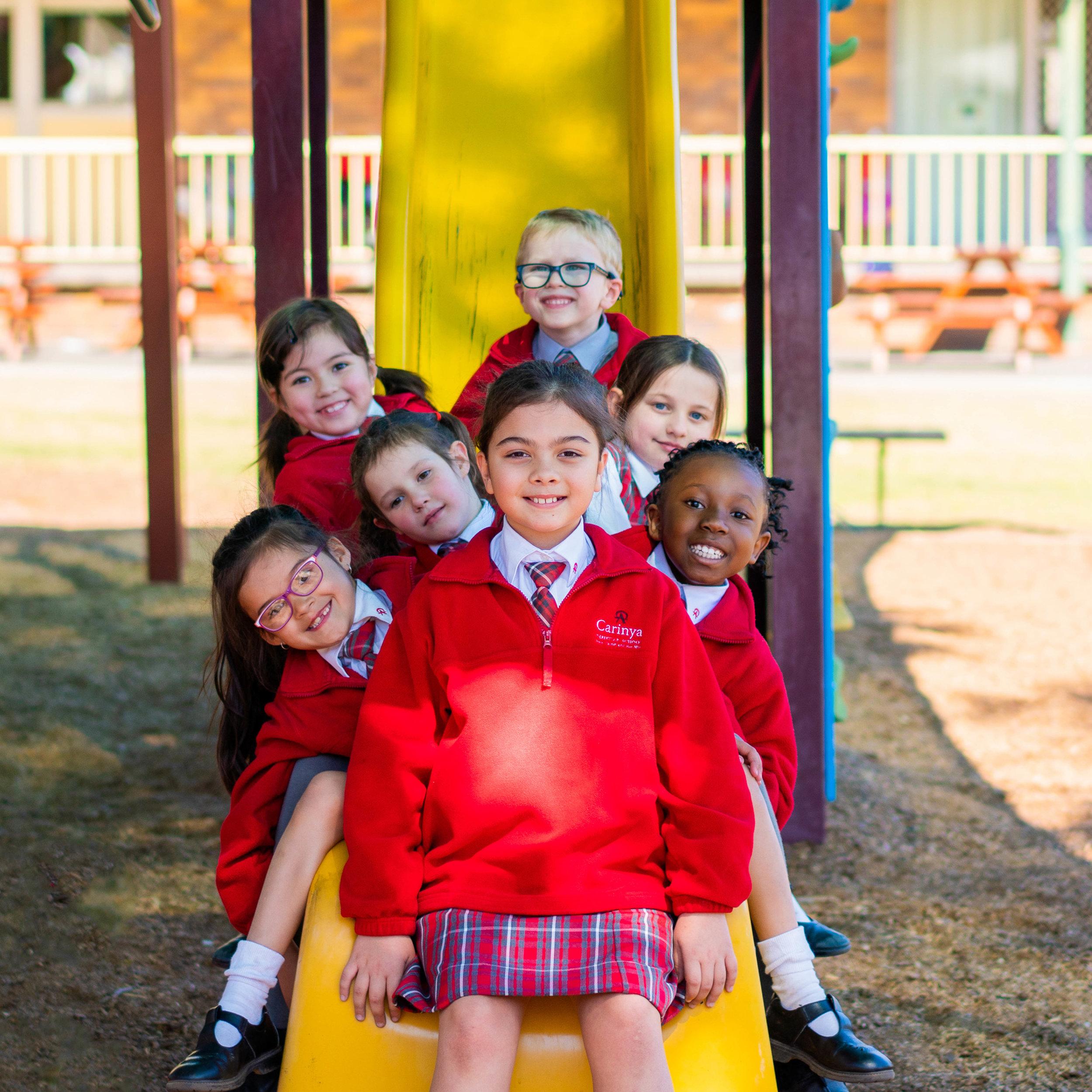 Junior School - Kindergarten to Year 4