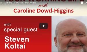 Interview with Caroline Dowd-Higgins, October 2016
