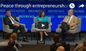 Book presentation, Brookings Institution, September 2016