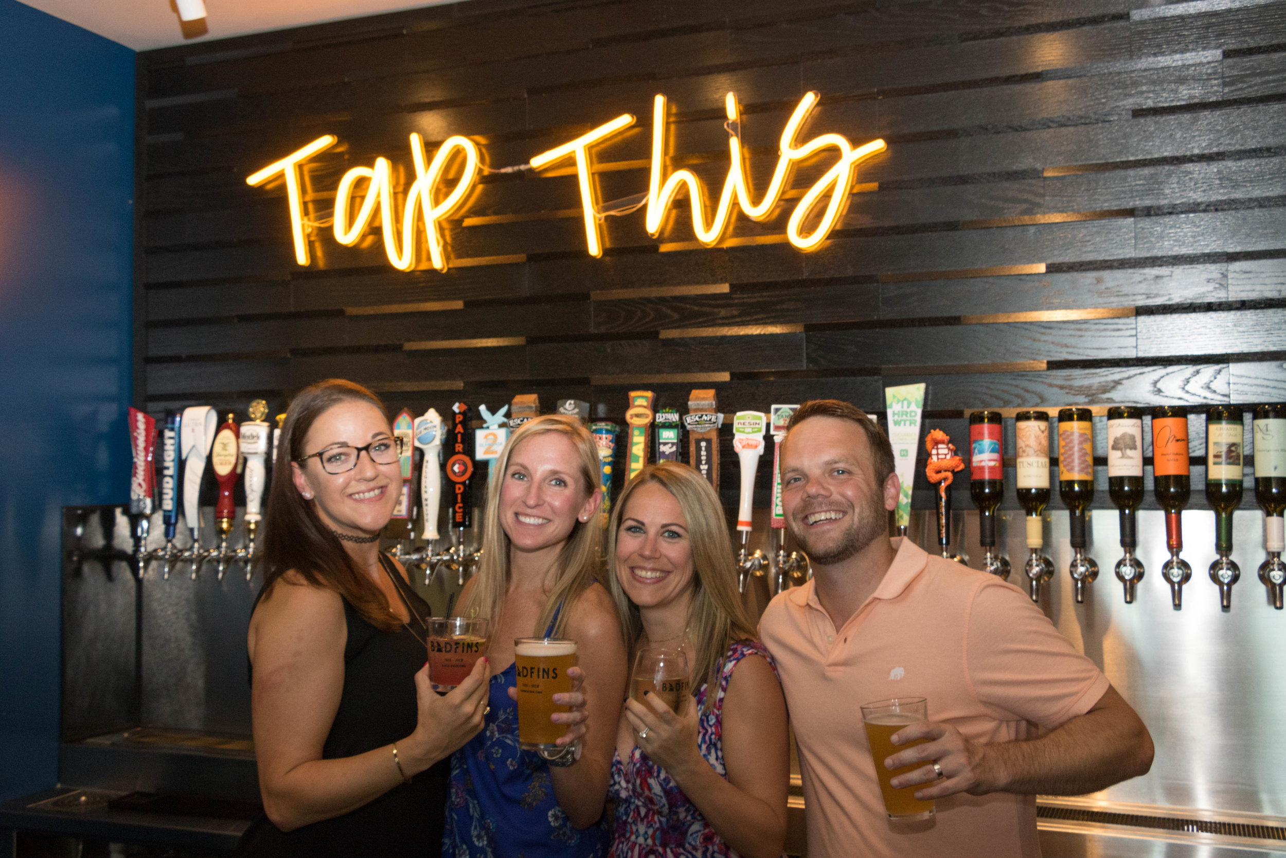 Local Craft Beers - Clearwater Beach