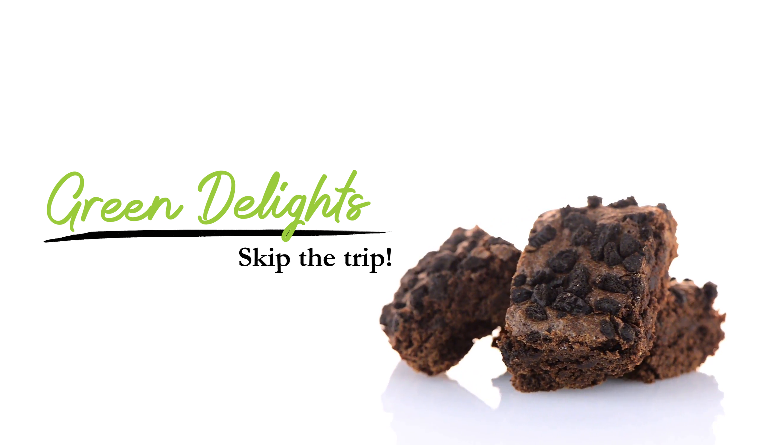 The small batch CBD baked goods from Green Delights are fresh, delicious, and made with love.    Based in Northern California.