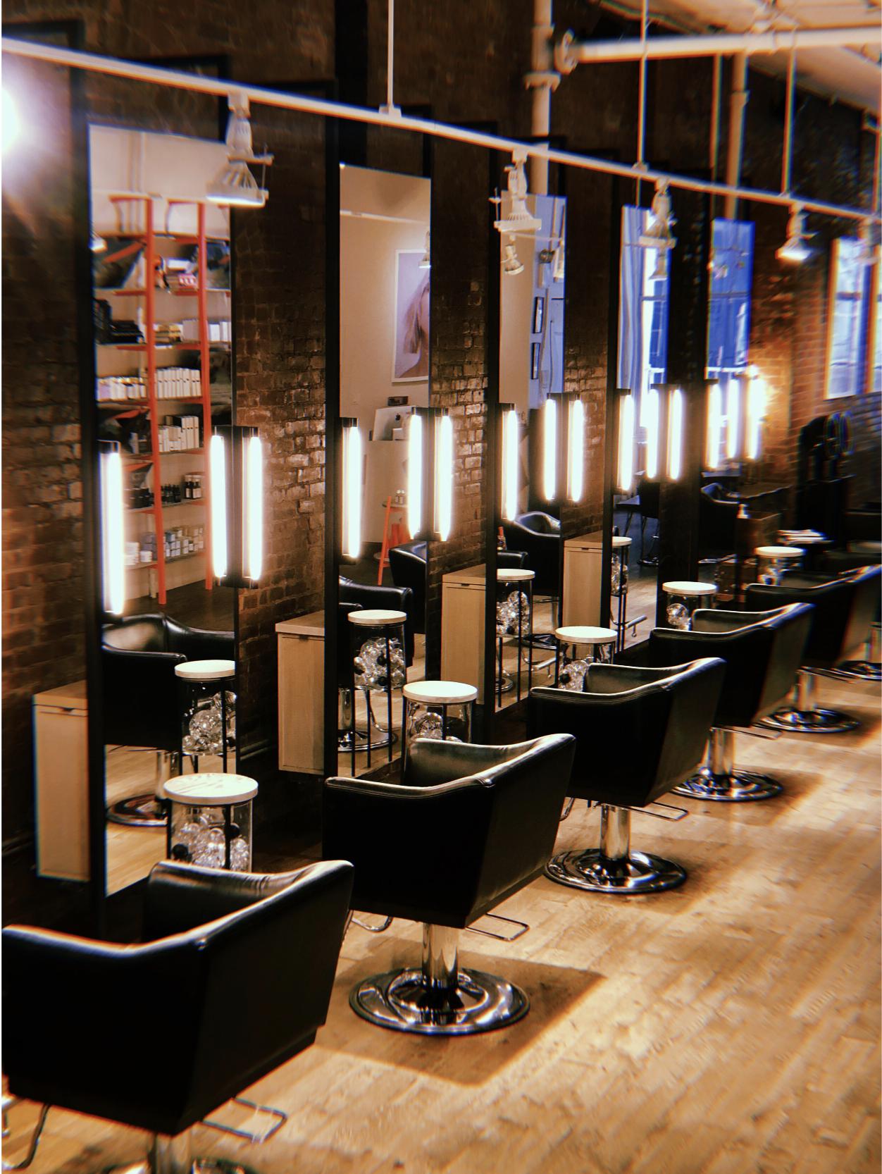 Salon Style New Yorkais online booking! - suite caroline
