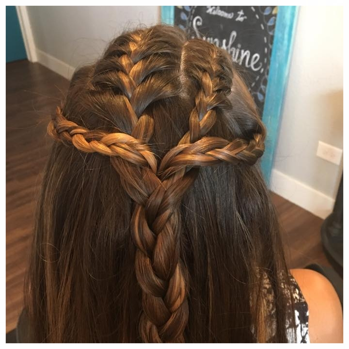 Game of Thrones Braids! -