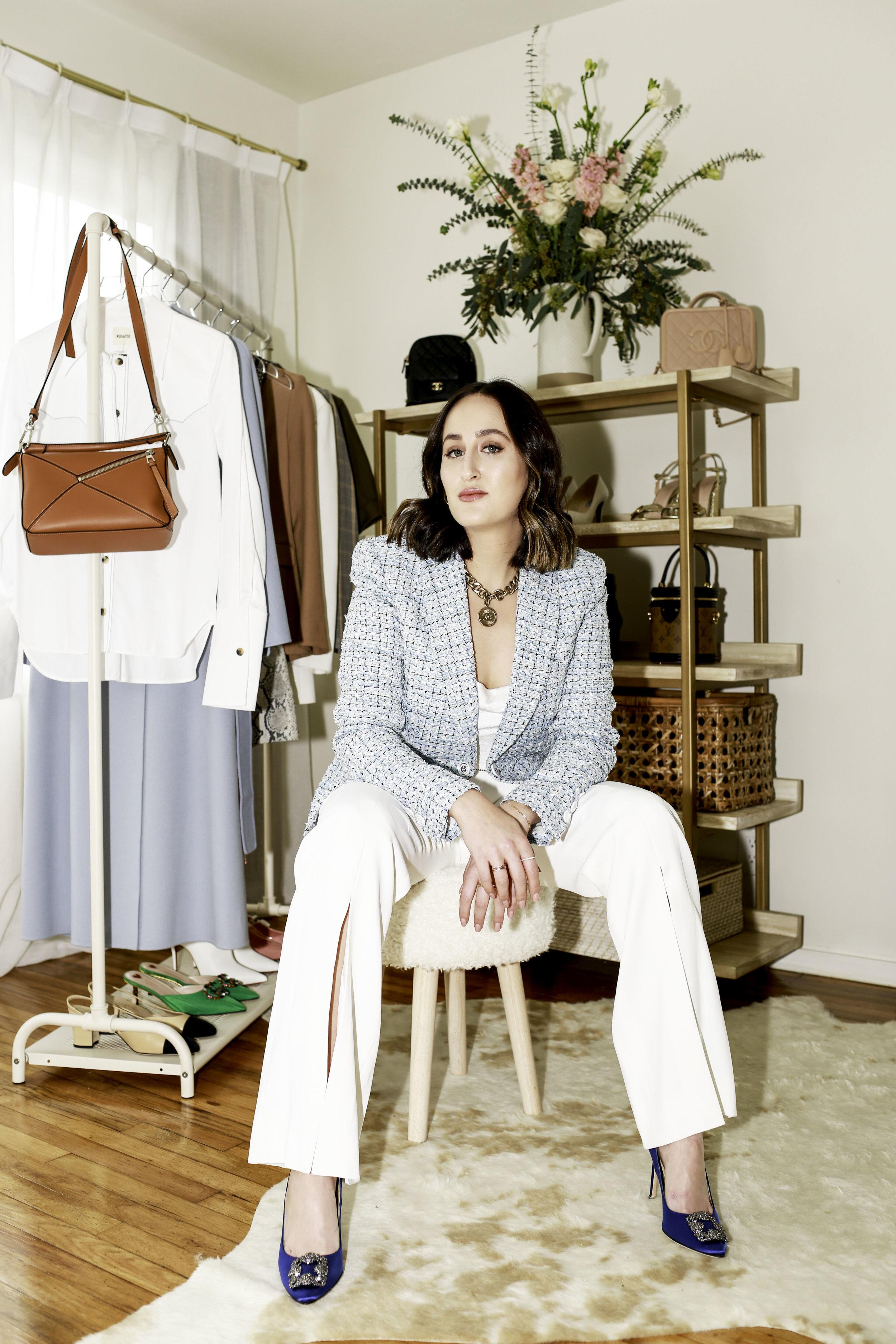 Style Maven + Sherry Farrahi