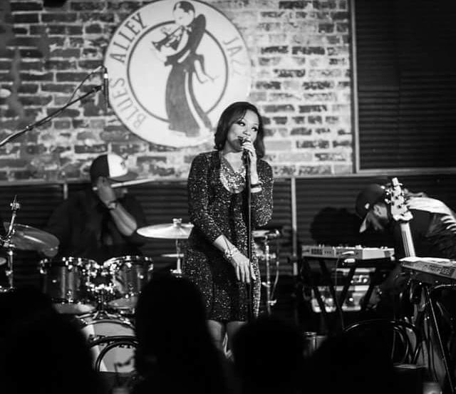 Photographer: Nikkia Redd, Blues Alley, Washington DC