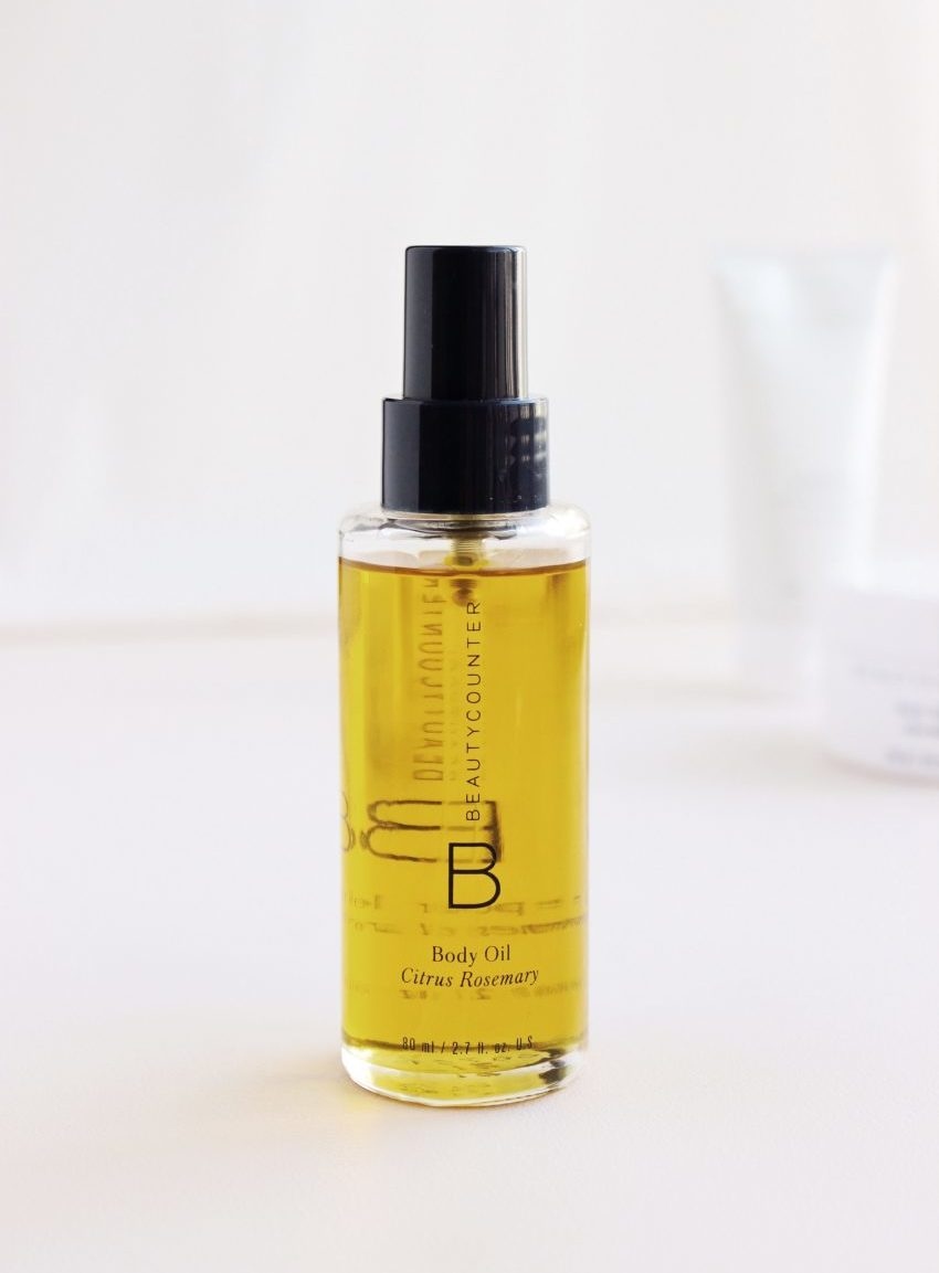 Beautycounter Body Oil