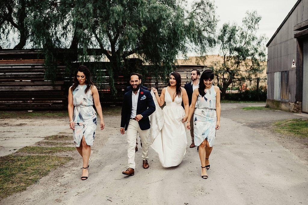 Melbourne wedding photography and videography