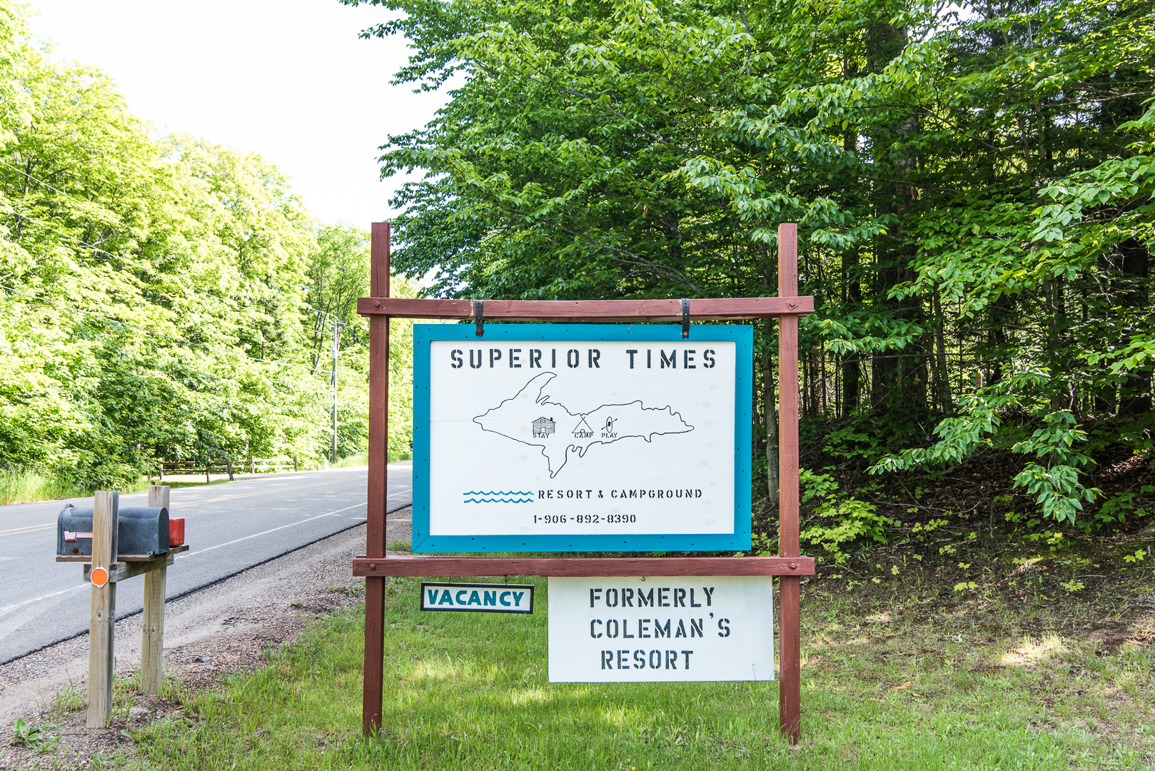 Superior Times Resort and Campground