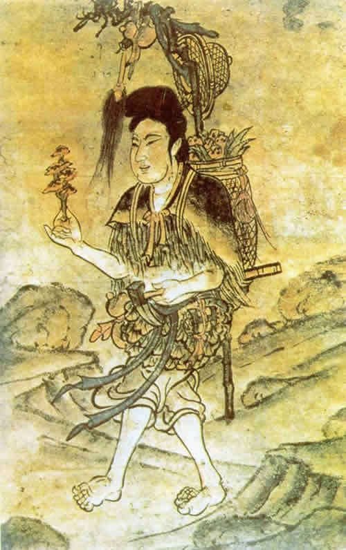 """2600 BC - Chinese Emperor Shennong recorded the worlds first medical text listing medicinal properties of Hemp. The Chinese used Hemp fibre for their bow strings and leaves were used for treating wounded soldiers. The Emperor made it compulsory for some farmers to grow Hemp. China becomes known as """"The land of Hemp and Mulberry."""""""