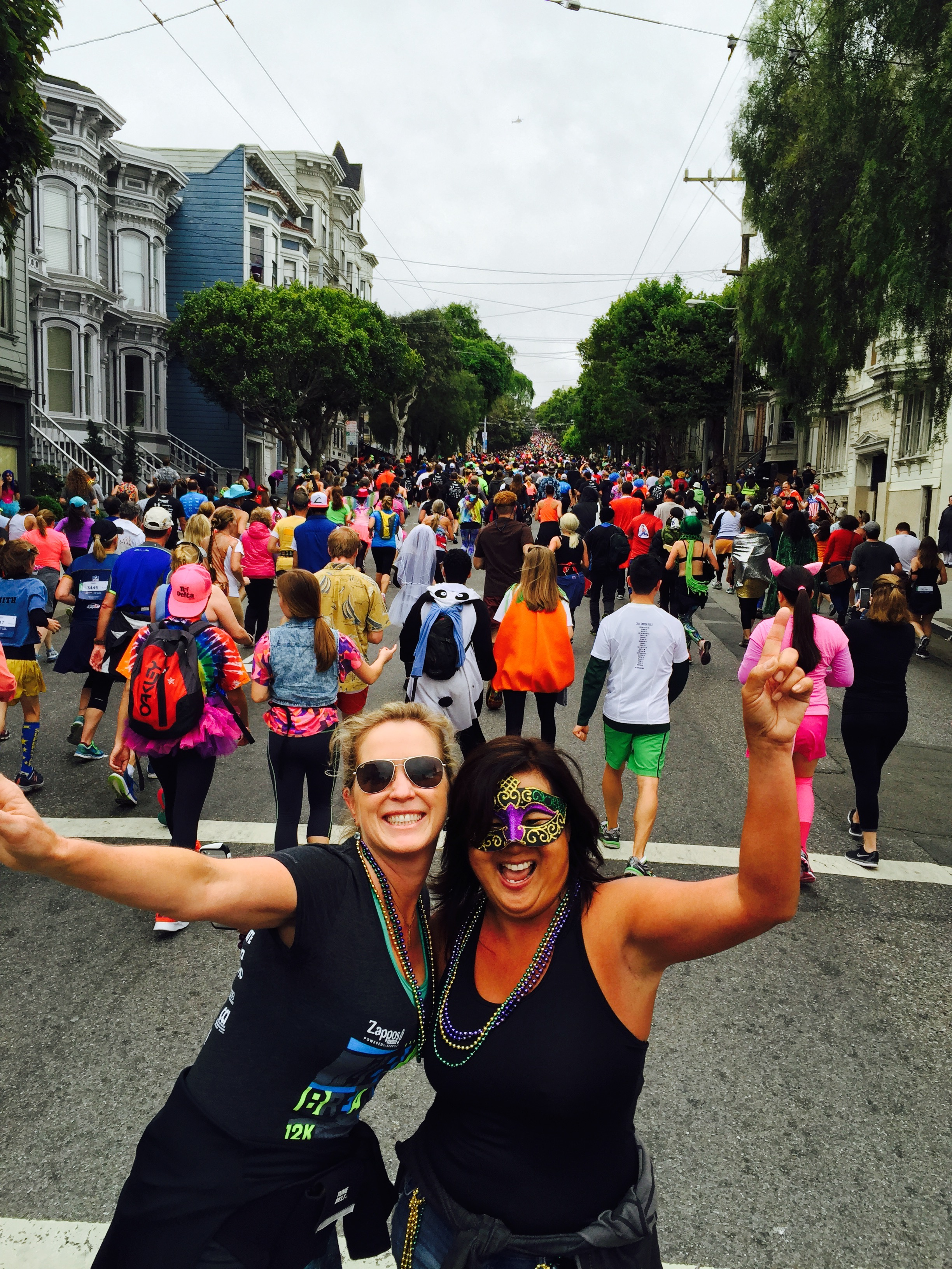 at Bay to Breakers