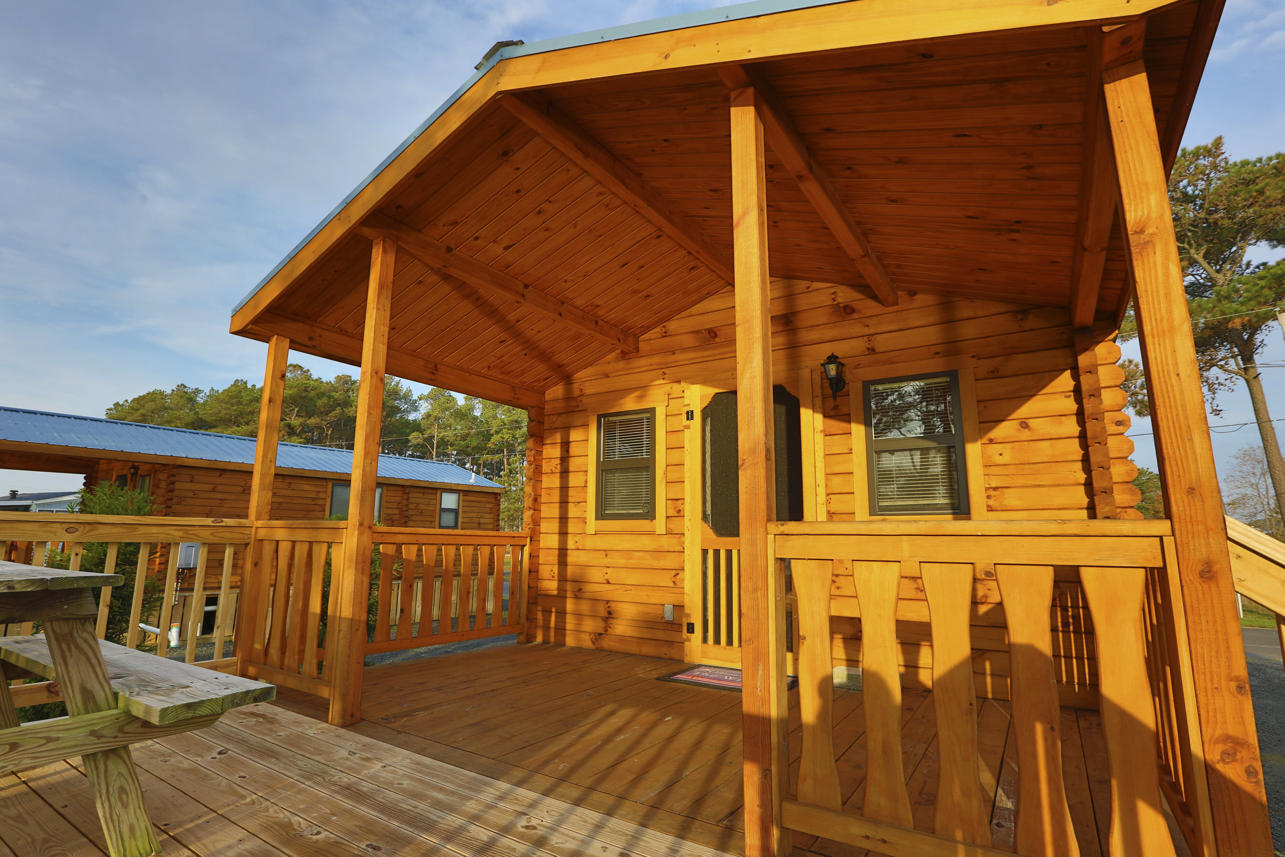 Lakefront Cabins | Treasure Beach