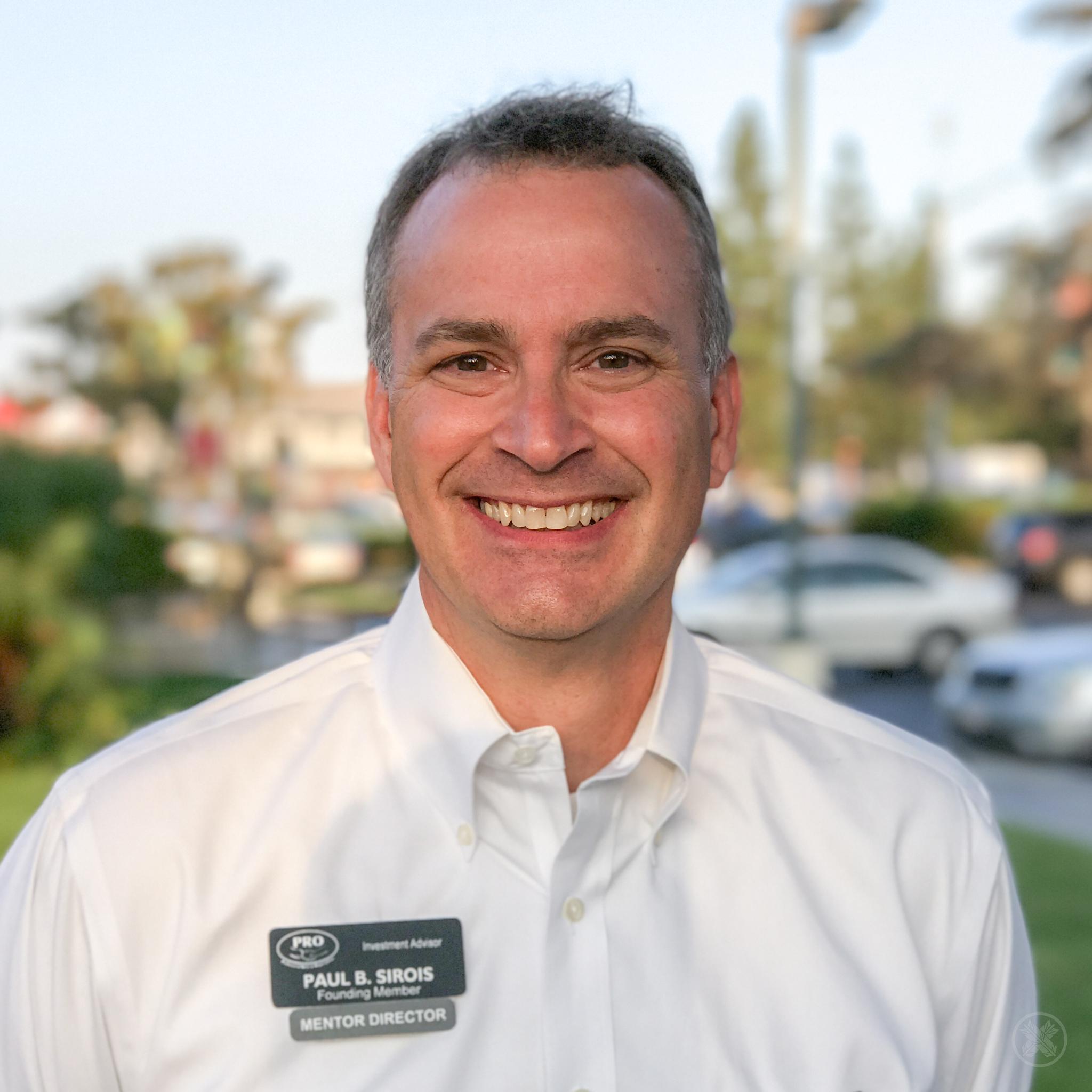 INVESTMENT ADVISOR   LaSalle St. Securities, LLC    Paul B. Sirois  Bus:  (626) 578-1700  140 S Lake Ave.  Suite #204 Pasadena, CA 91101  paulsirois@lasallest.com