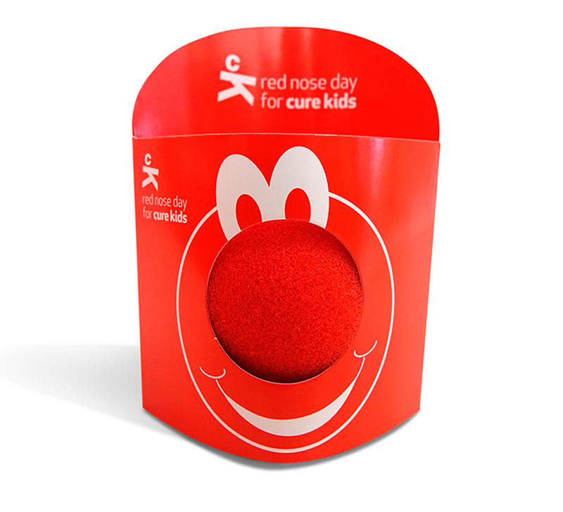 Cure Kids Red Noses