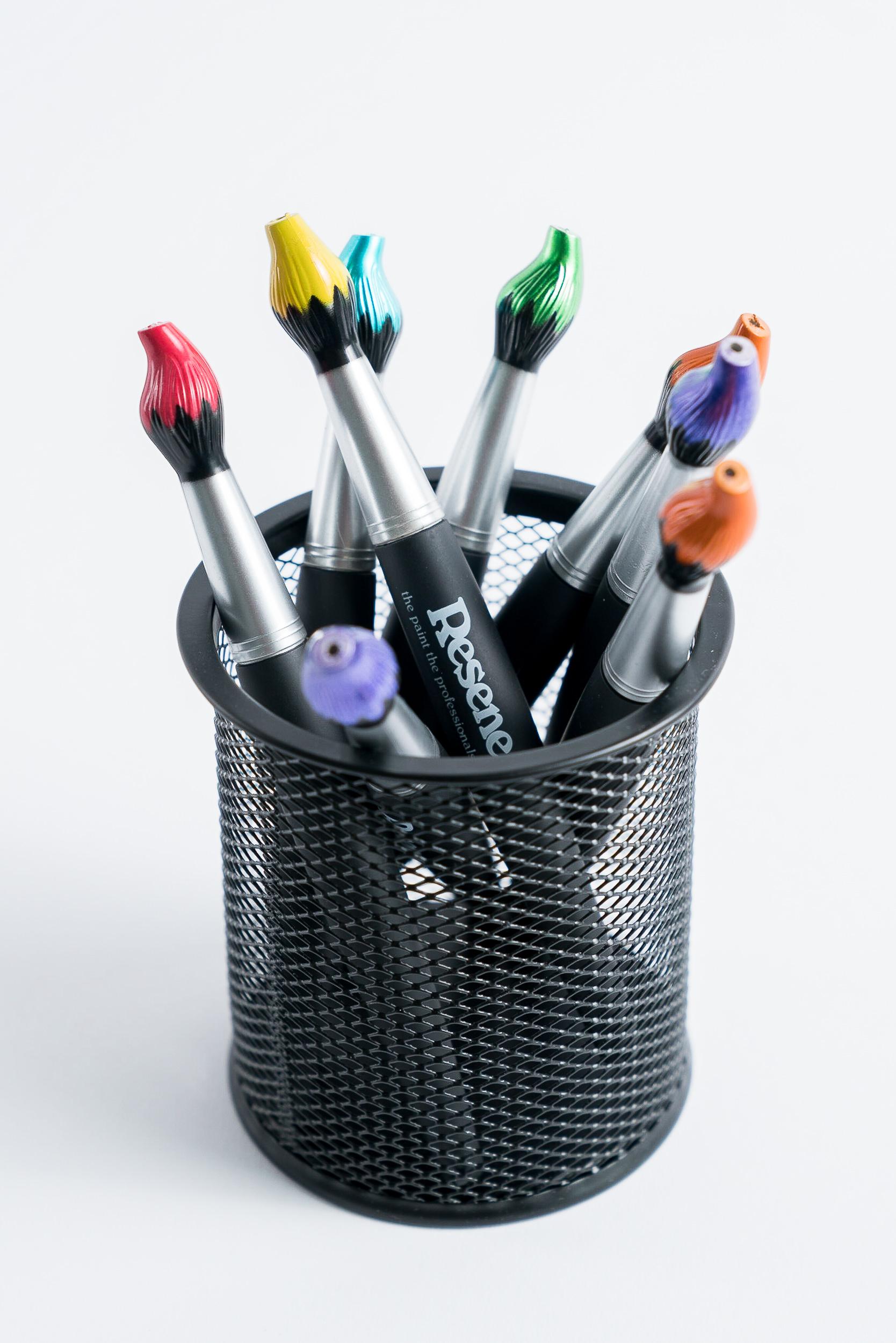 Paintbrush pens   Resene paints