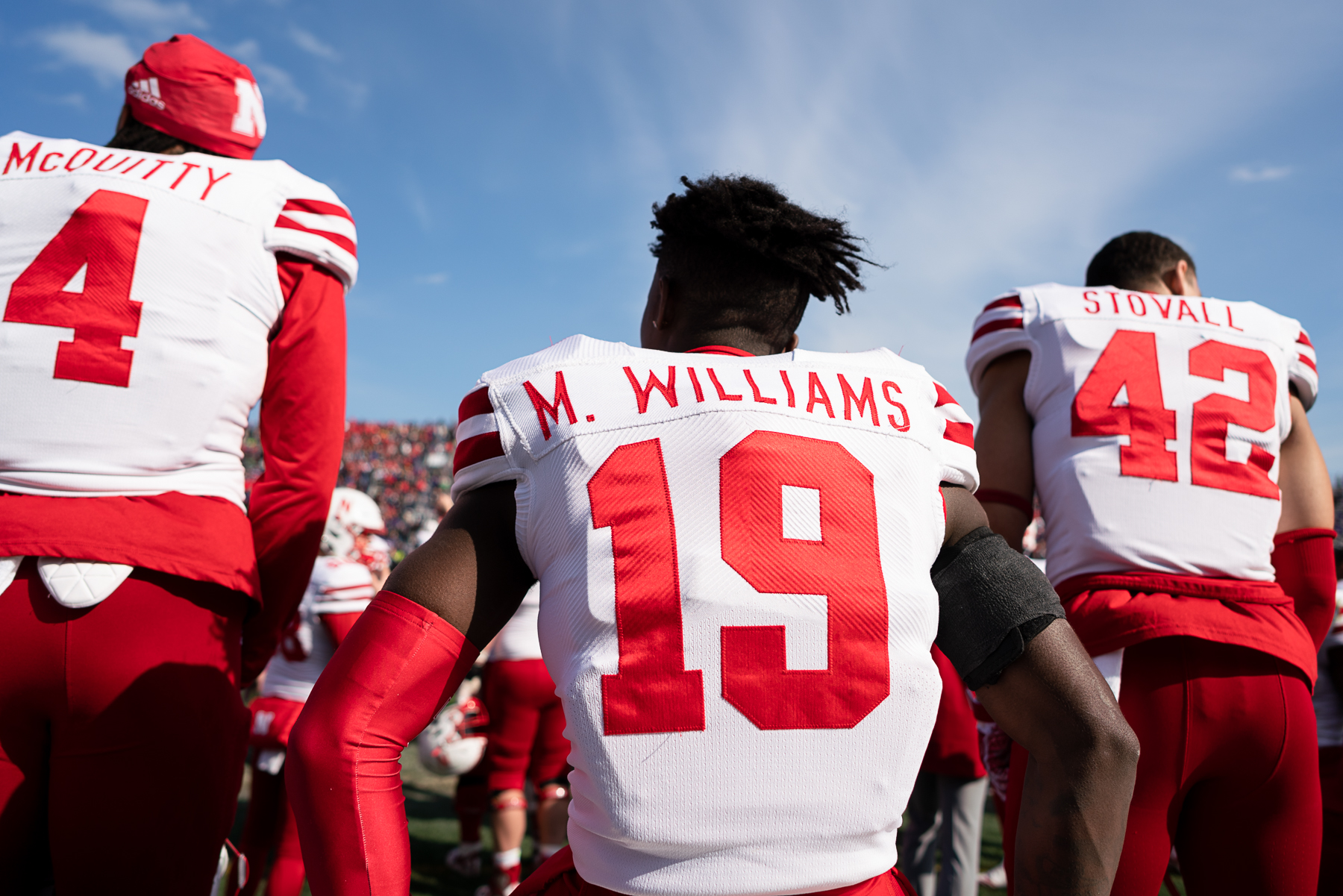 PB181012_FB_Nebr_vs_Northwestern_07942, paul bellinger boise editorial photographer, Huskers 2018 fb.jpg