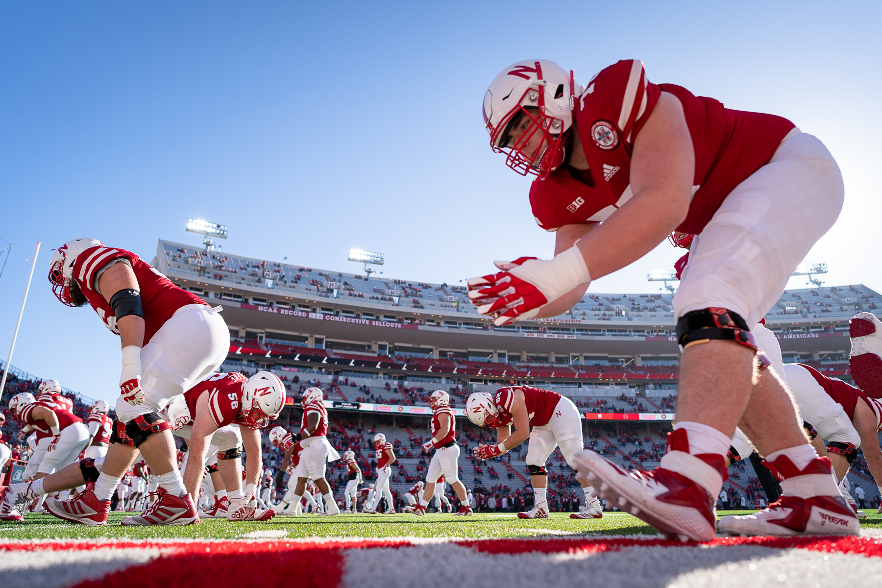 PB181026_FB_Nebr_vs_BCU_03758, paul bellinger boise editorial photographer, Huskers 2018 fb.jpg