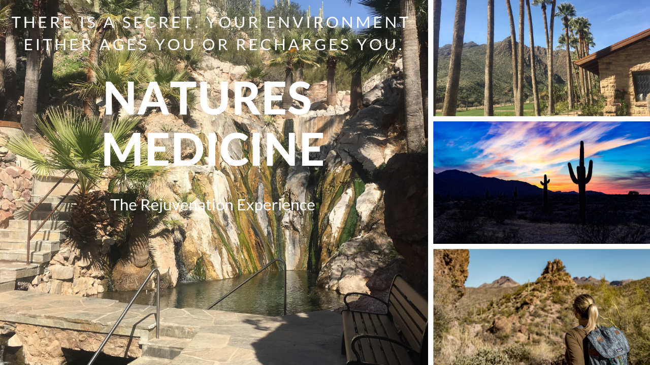 the power of nature - The ancient secret, nature will recharge your batteries. Experience the exclusive and secluded Castle Hot Springs - where people have come to heal for centuries.
