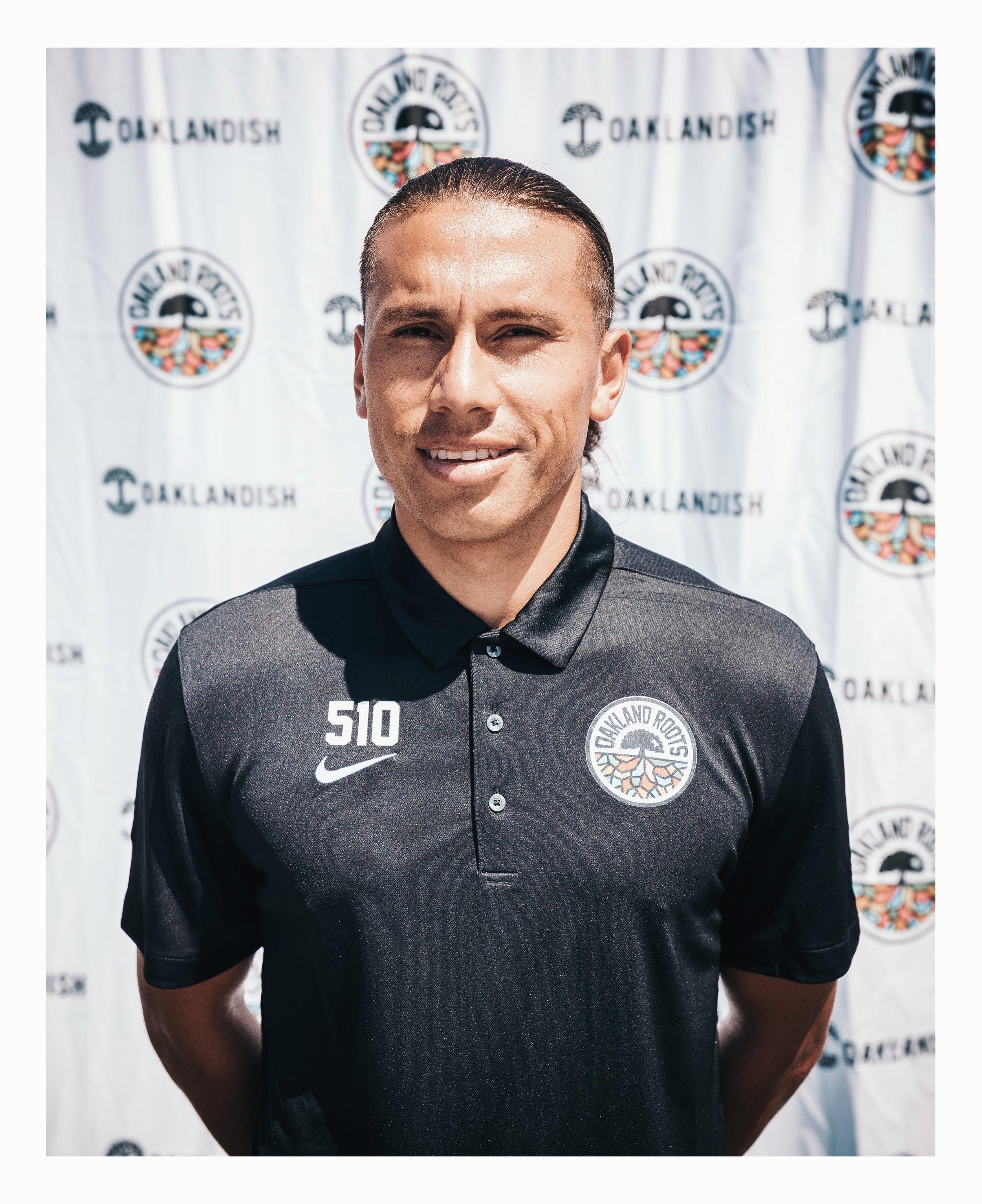 Octavio Guzman #17 - Central Midfielder