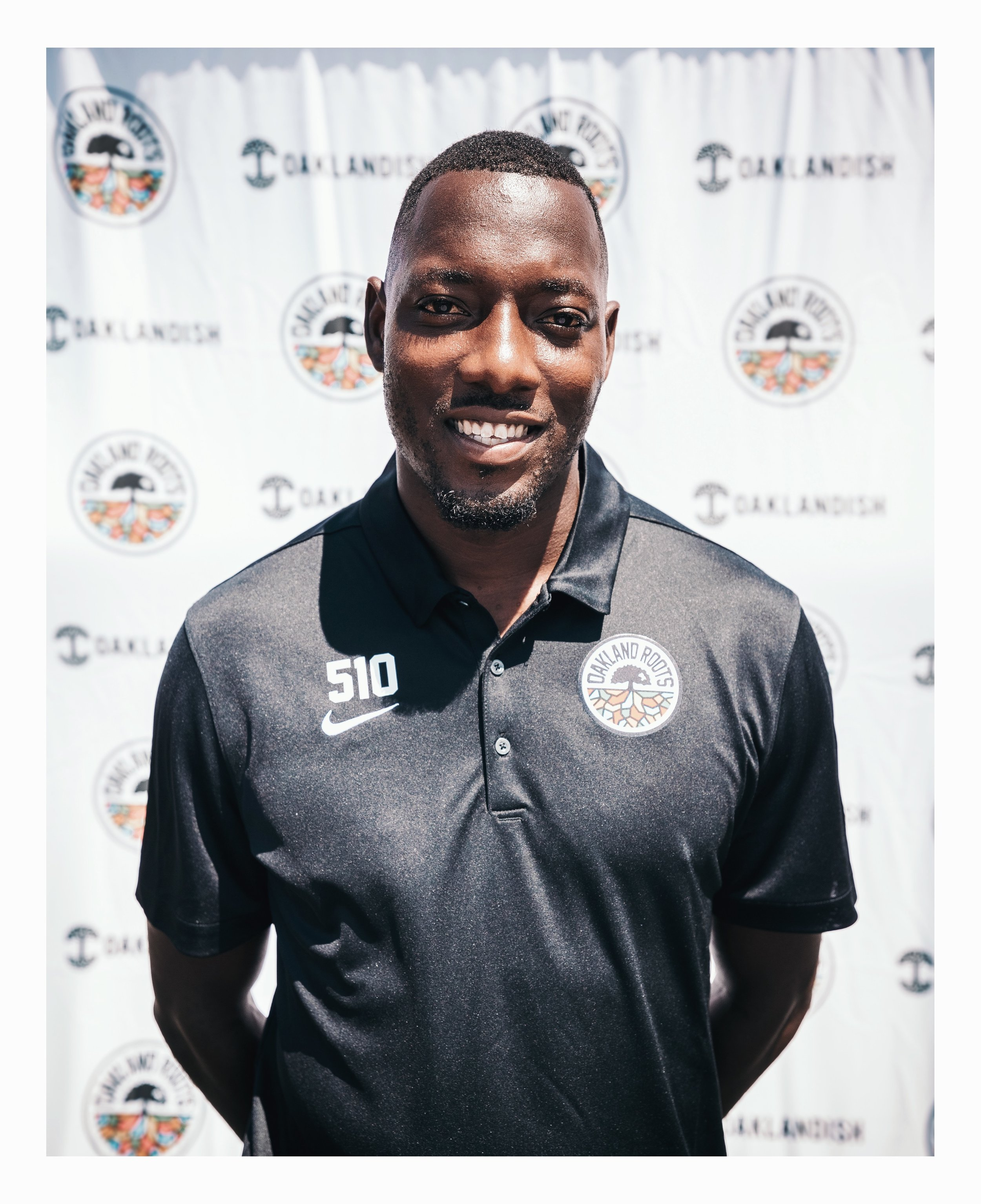 Larry Jackson #1 - Goalkeeper