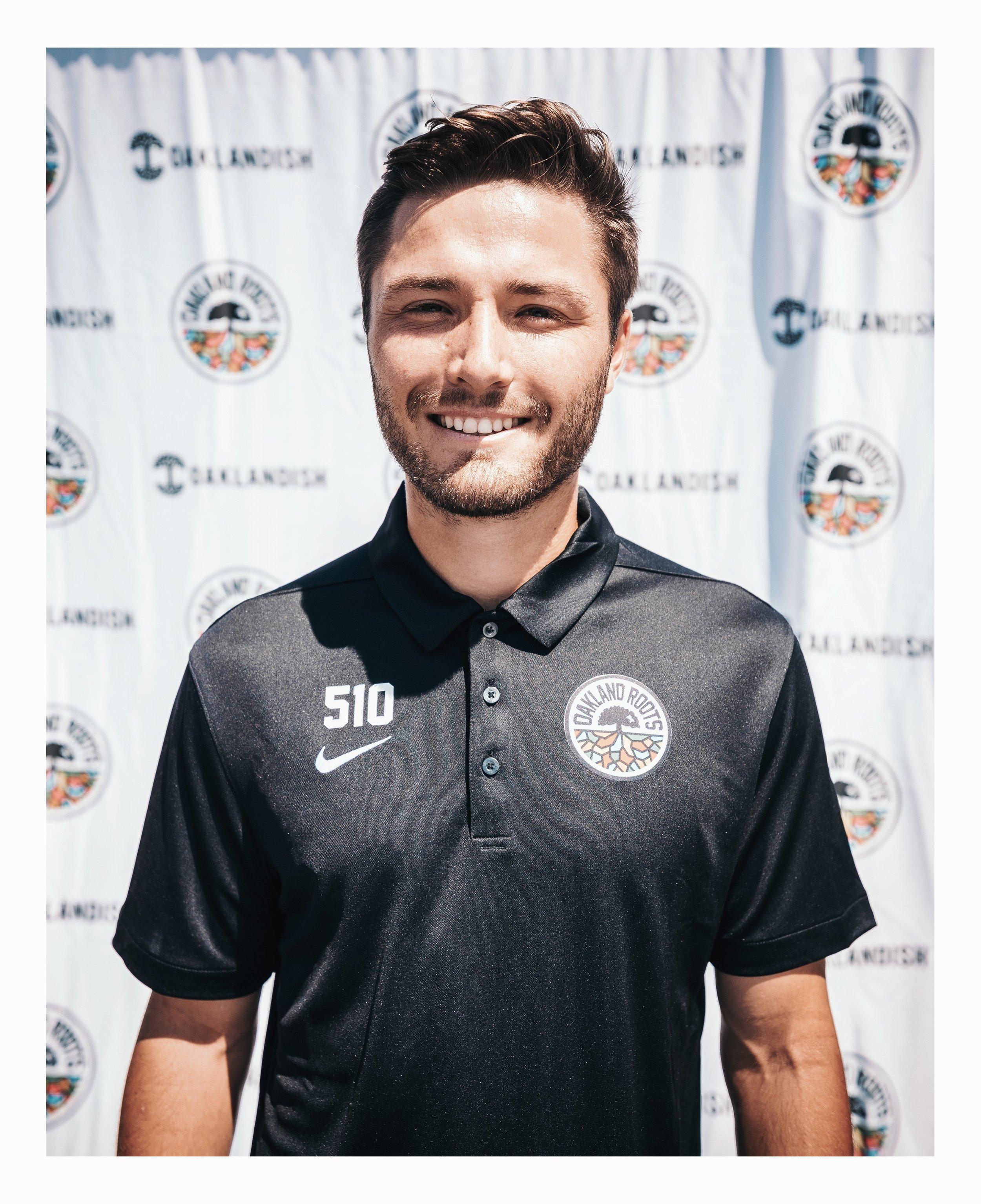 Ryan Masch #21 - Central Mdifielder