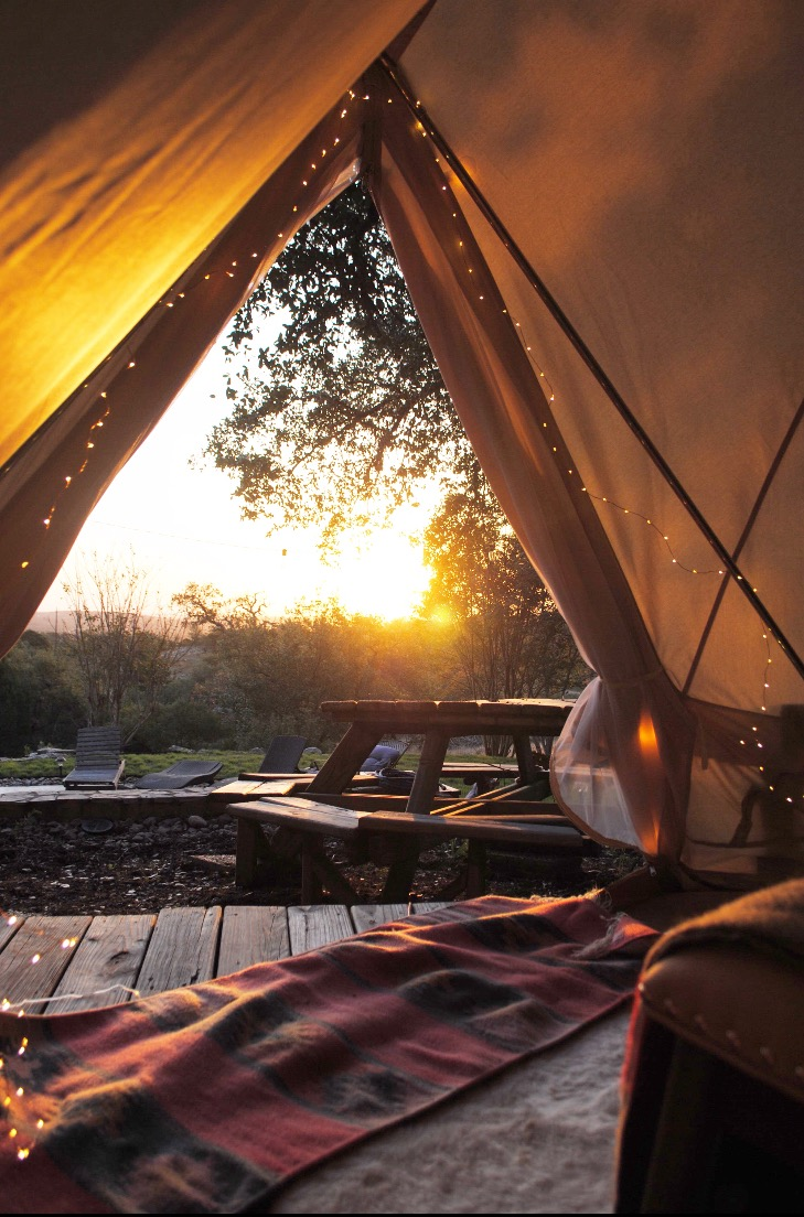 The Bell Tent -