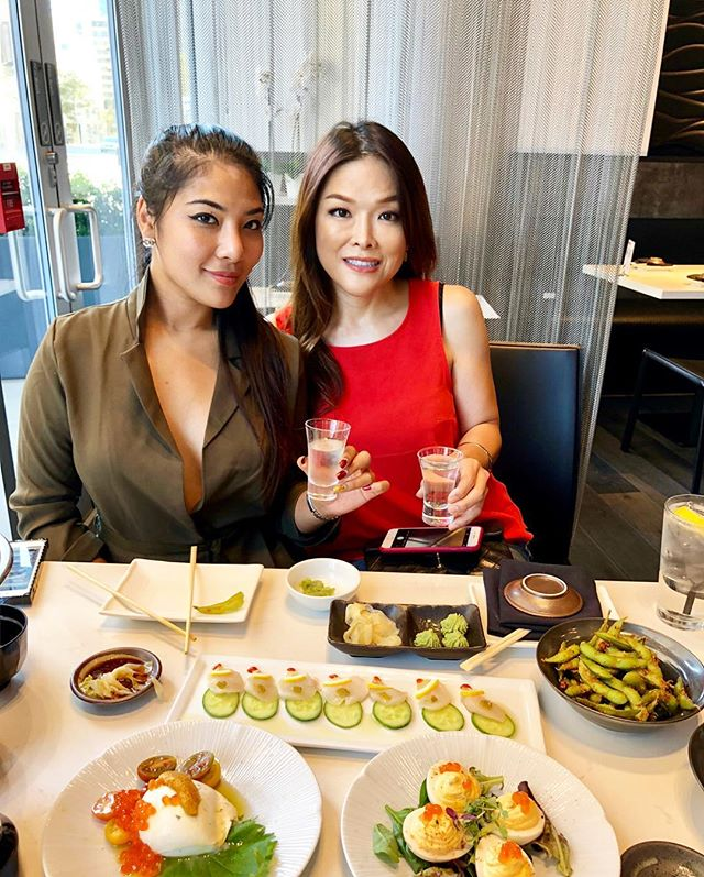 Check out the spread these beautiful ladies ordered! We hope you enjoyed it all . . .  #sakanadtla #sakana #downtownla #downtown #dtla #losangeles #eater #eaterla #buzfeedfood #abc7eyewitness #downtownlanews #sushi #japanesefood #tuna #dinela #hypbeast #hypefeast #infatuationla #downtownlabar #bar  #sushibar #lahappyhour #LAsocial #exloredtla #happeningdtla #dtlanews #dtlalunch #zagat