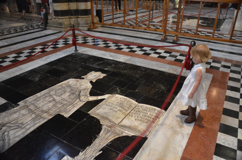Siena Duomo Panels