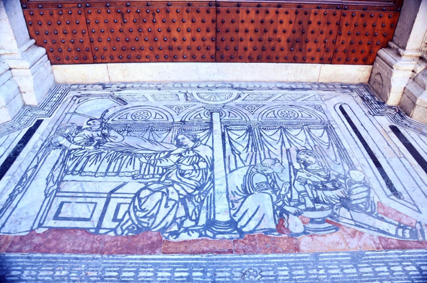 Siena Crypt