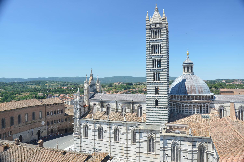 Siena Duomo View