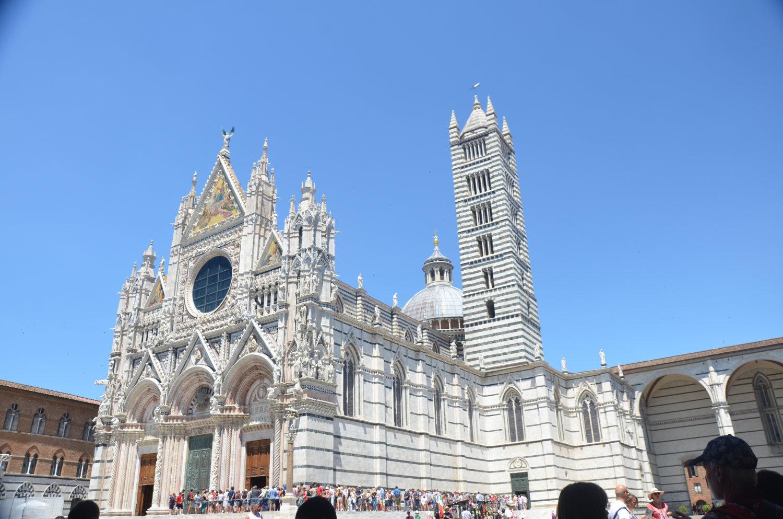 Piazza del Duomo di Siena