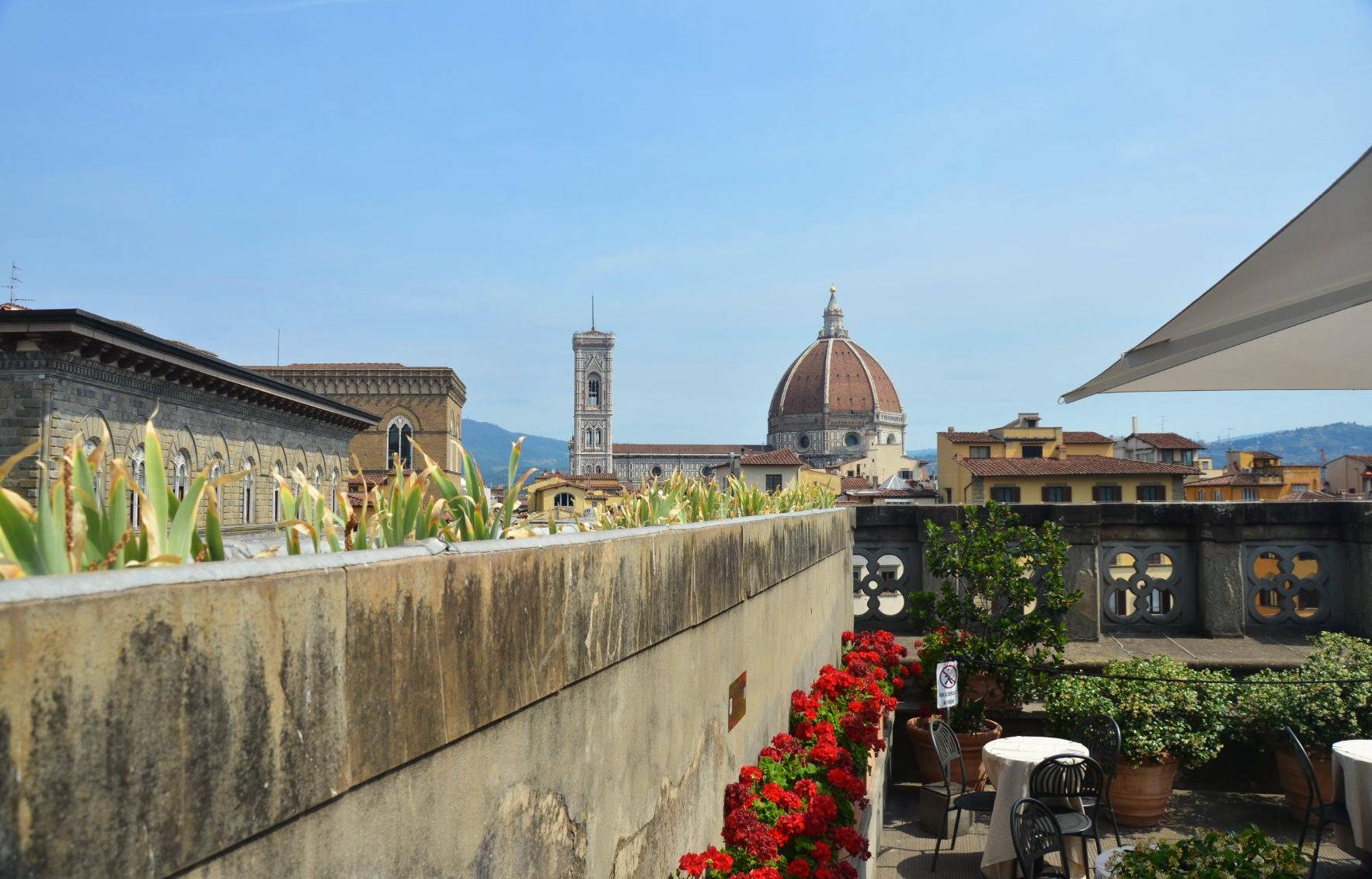 Uffizi Gallery Views