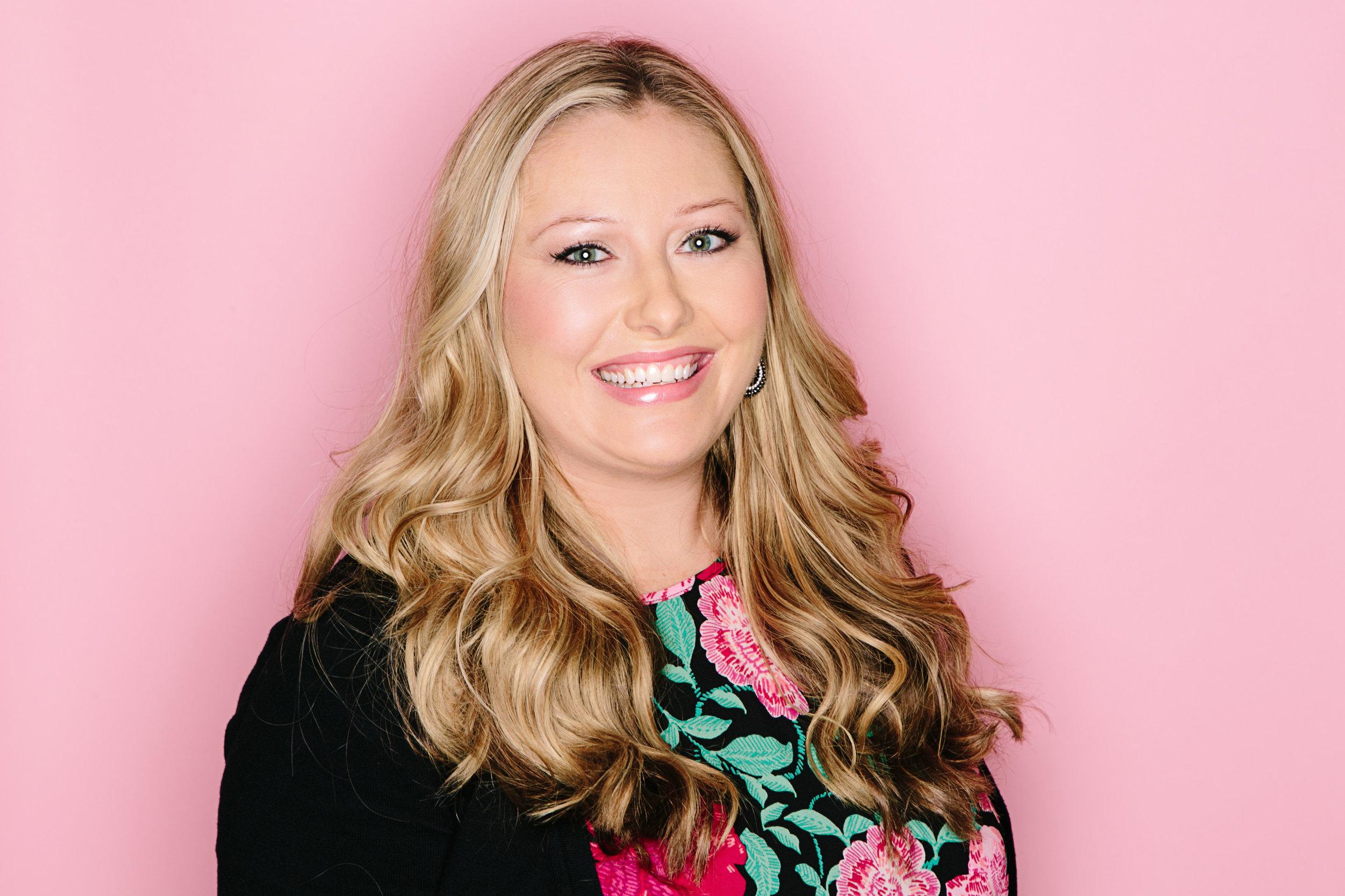 Owner and Professional Makeup Artist, Kim Porter