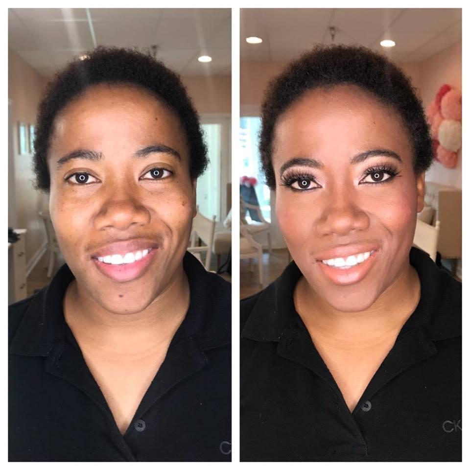 Makeup Student with Kim