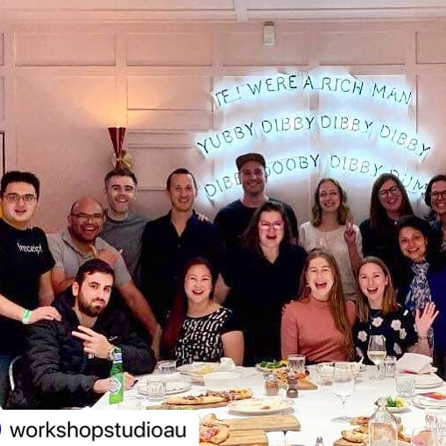 Rome wasn't built in a day and @tamashi_au & I are so excited about creating @workshopstudioau  together! Good things are coming!  #Repost @workshopstudioau 🎉 Celebration 🎉  On Thursday last week we celebrated the completion of 13 weeks with the amazing RMIT activator program @rmitactivator We experienced incredible business guidance and support from these outstanding legends! 🙌🏼Thanks to all the staff & startups for a life changing journey Looking forward to continuing the journey with you all beyond the program.  X Tamsin & Nadia  #rmit #rmitactivator #business #mentorship #skillup #bossladies #guidance #advice #celebration #funnight #talent #community #startups #growth #learning