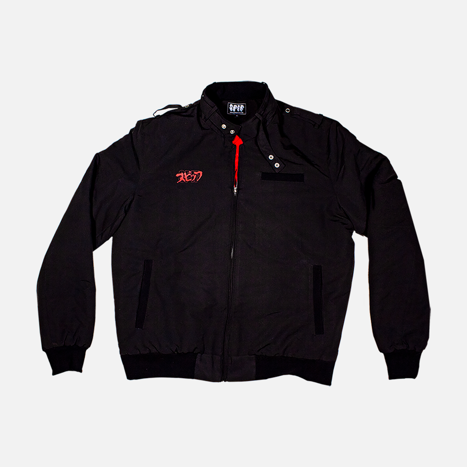 SLEEPING GOD RACER JACKET