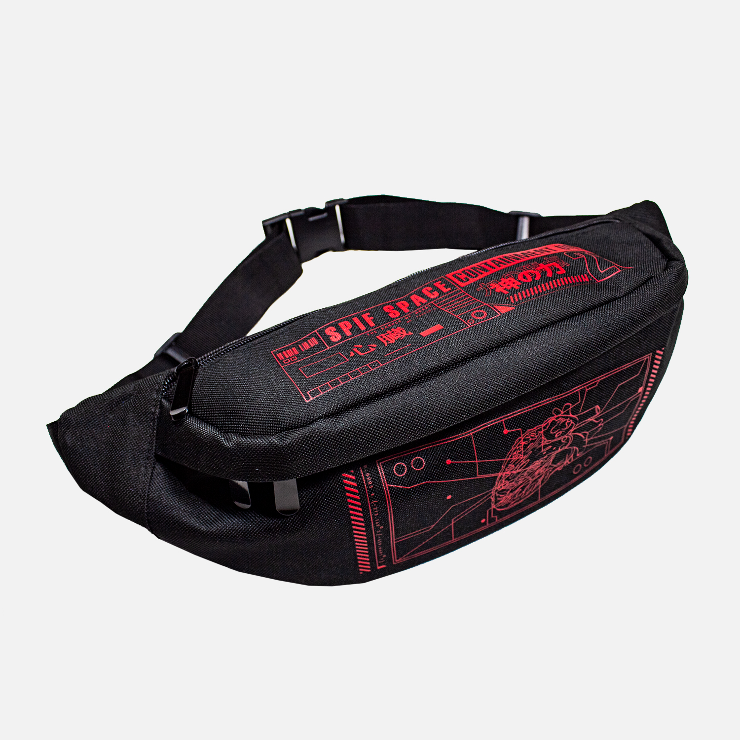 SLEEPING GOD SLING BAG