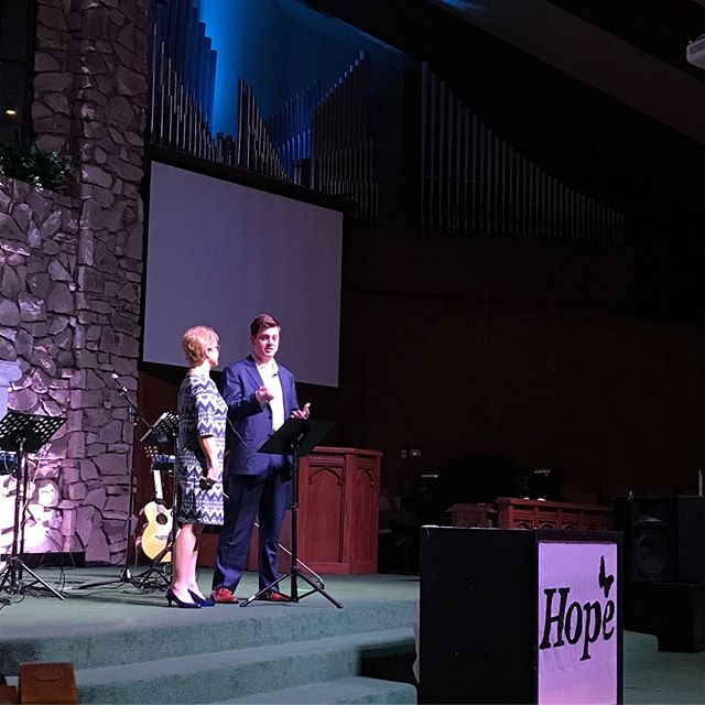 David & Susan Scotton enjoyed sharing the adoption message in California this weekend. Thanks for having us! This was @david_scotton 's last scheduled event for the film. Thanks for all of the support over the years!
