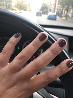 Running late to the 1 year old party but at least my nails will be cute!