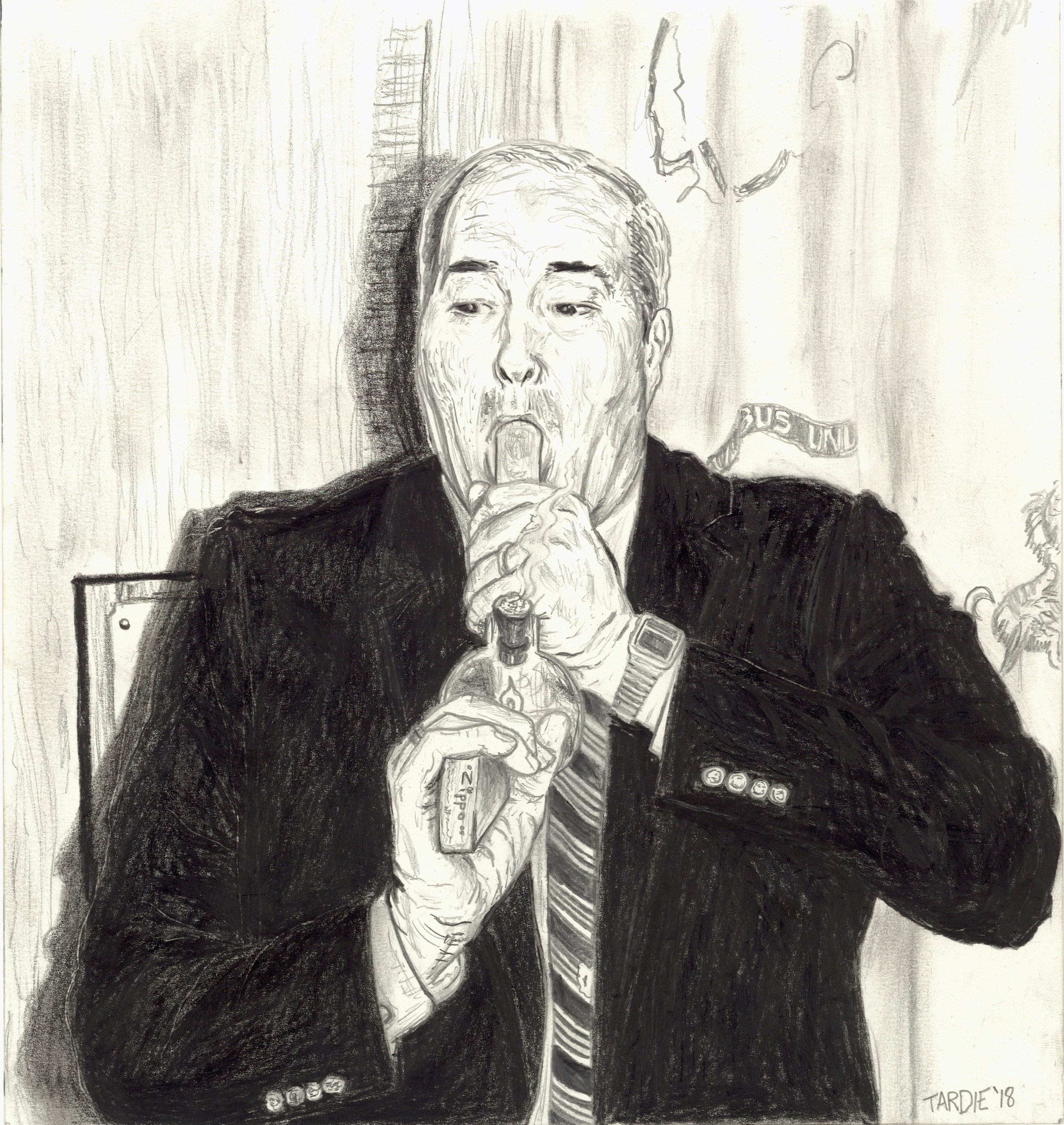 Smokin' Budd Dwyer