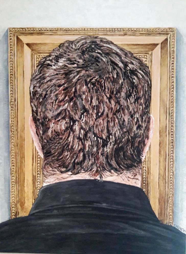 Self-Portrait with Overanalysis