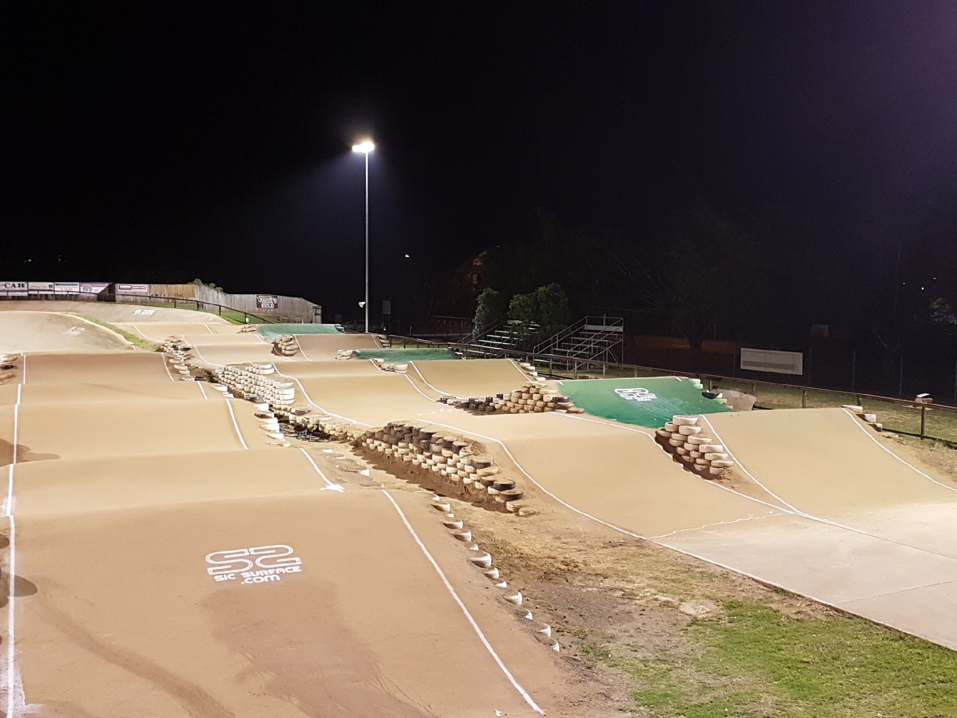 Pictures of the New Cairns BMX Track by Sic Surface.JPG