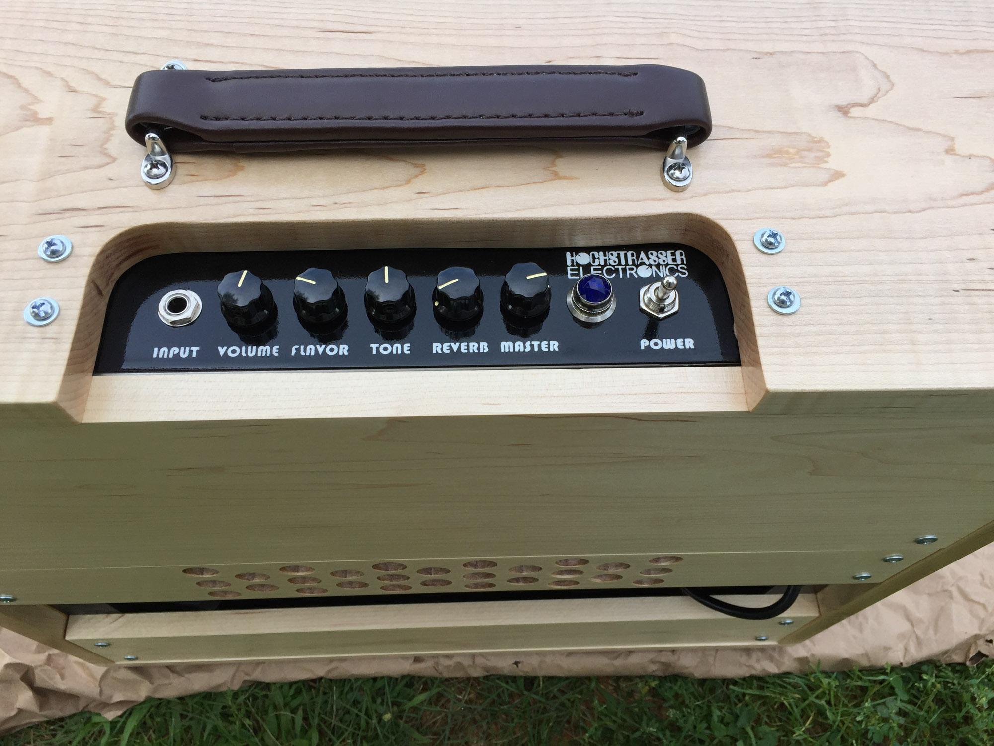 15 Watt Amp