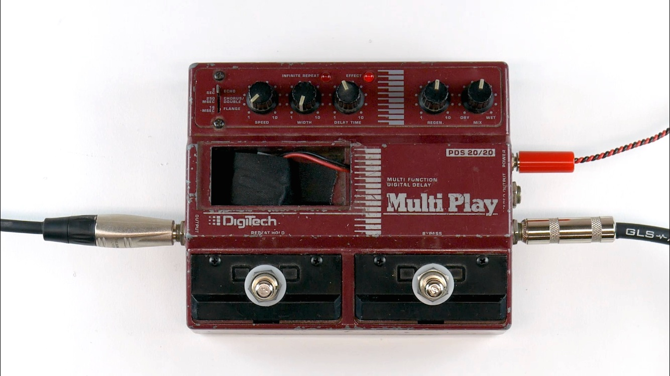 Digitech/DOD PDS2020 Multiplay Delay