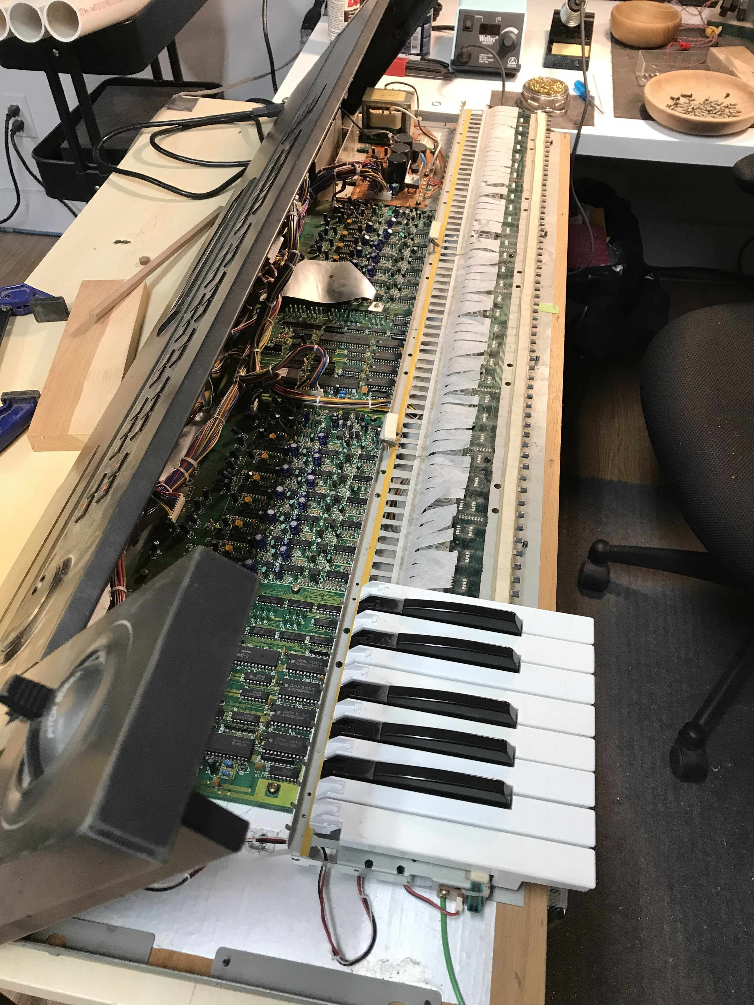 Roland Super JX Analog Synth