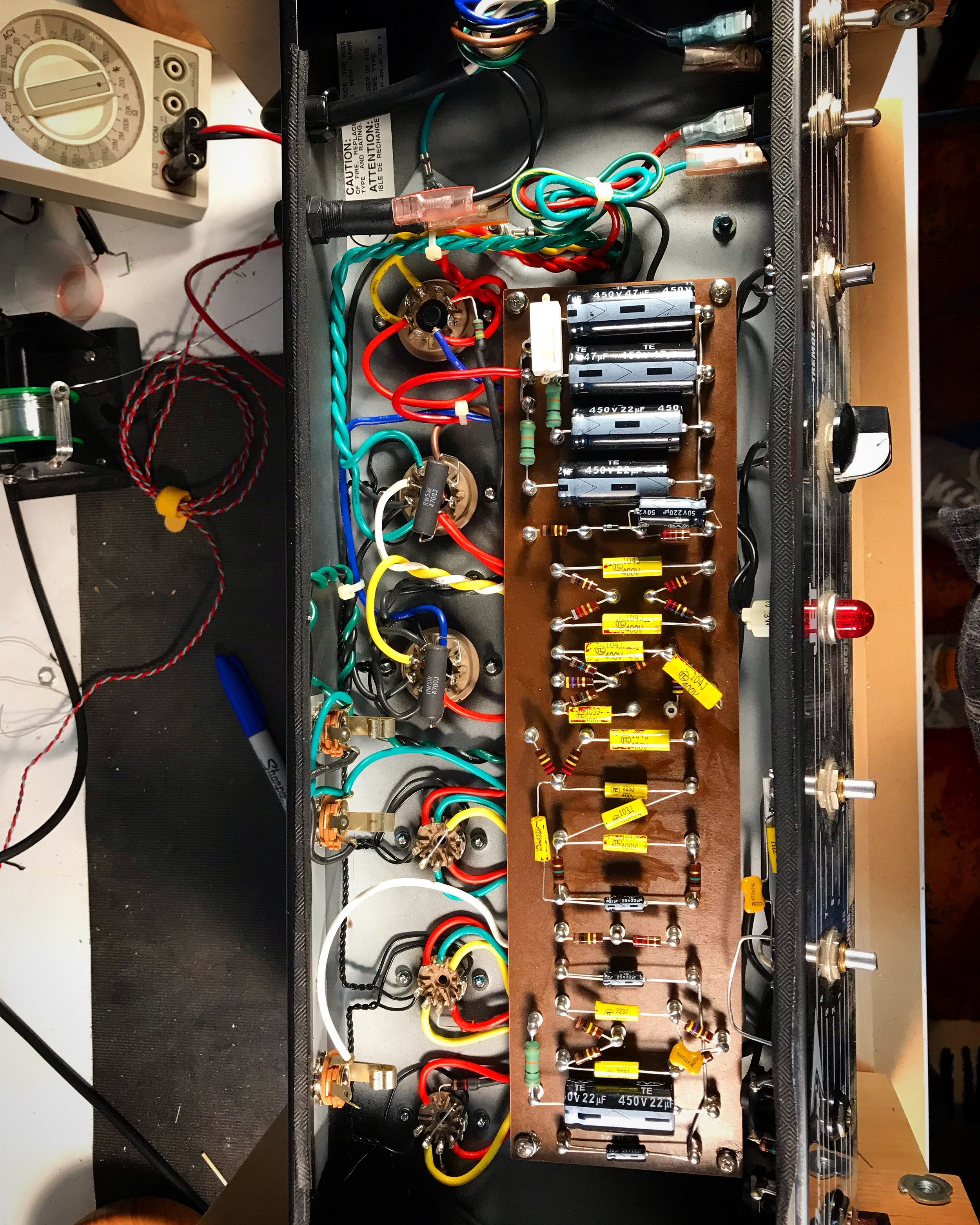 Ampeg J20 Chassis