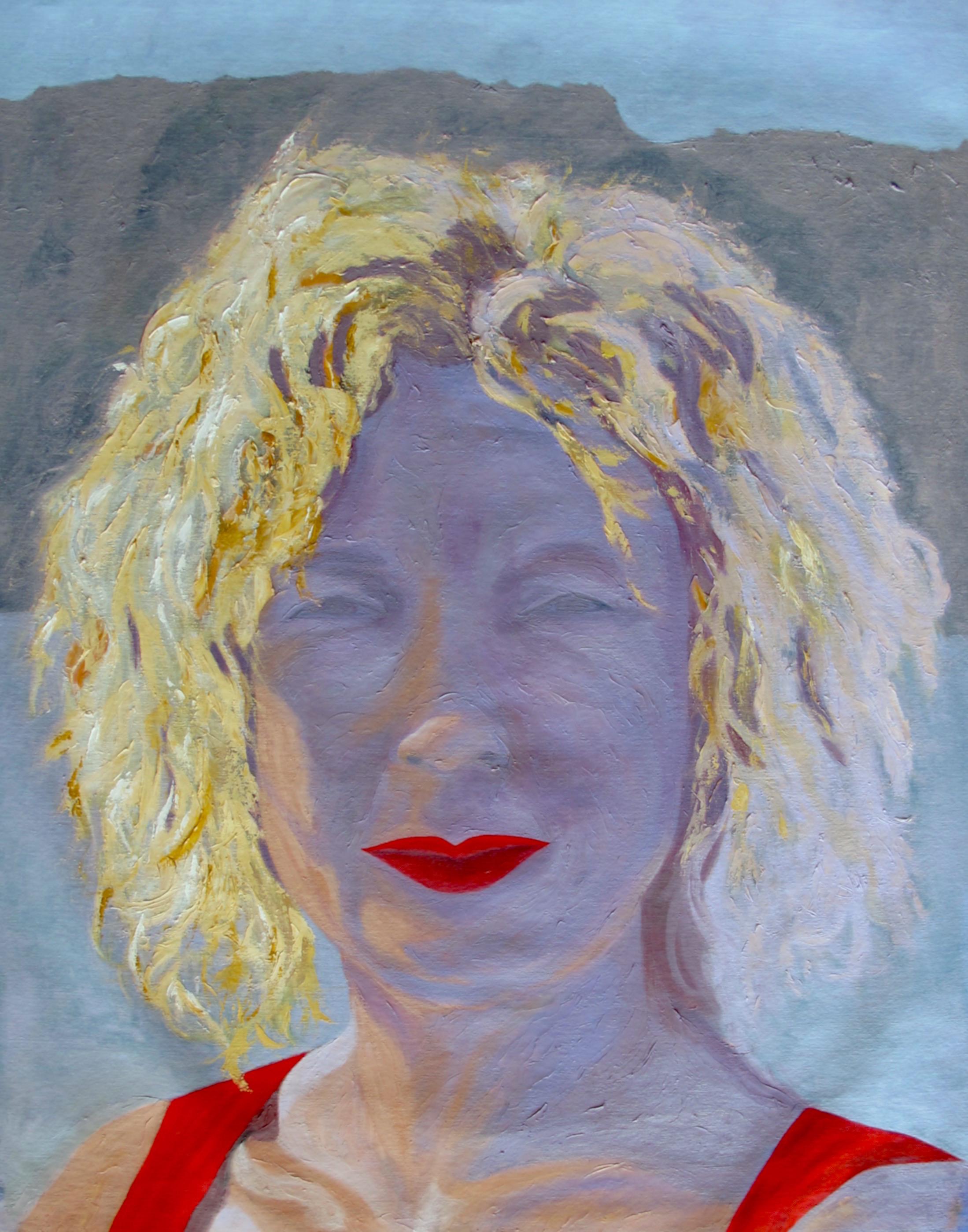 Daphne : 120 X 135 cm oil on canvas