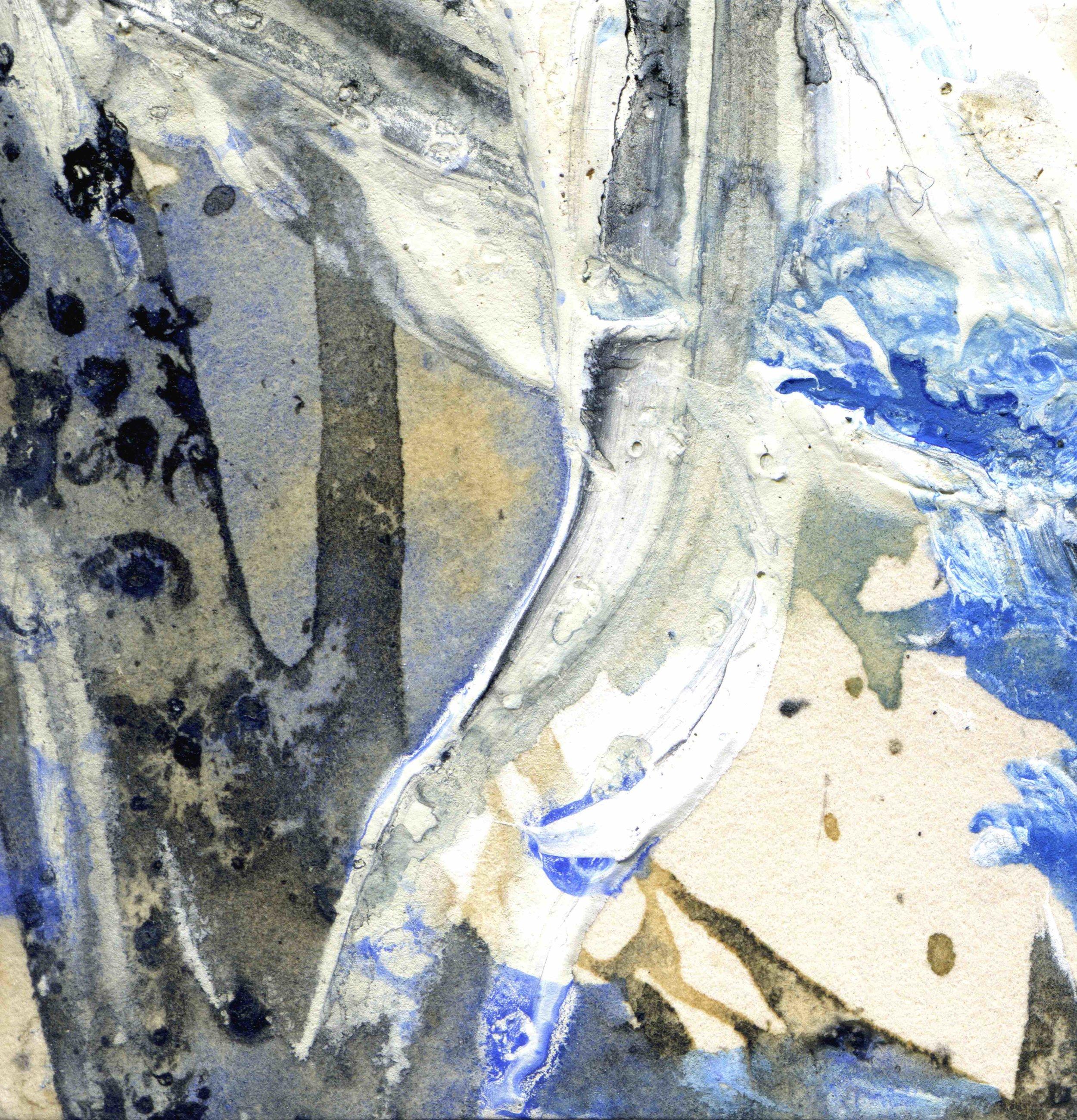 Hawkesbury River Series : A : digital print on Hanumuhle art paper